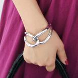 9734 - Silver bracelet Bhaskar