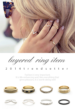 20710 - Antique Ring set