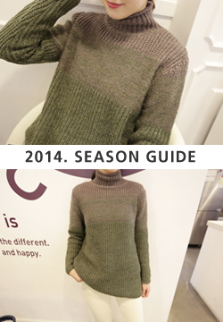 21 615 - Mont Chou Turtleknit