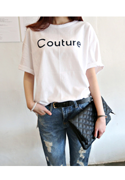 22 246 - Couture tee