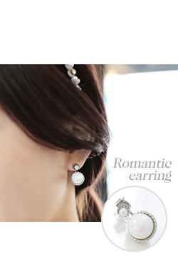 22 563 - ttiang pearl earring