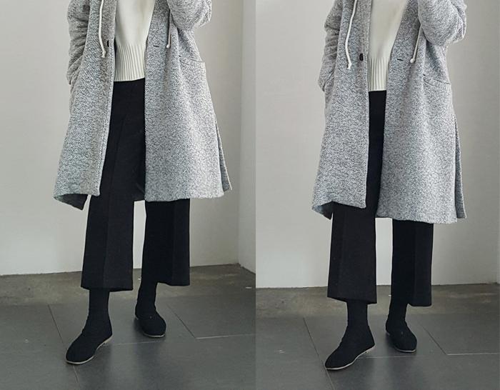 26373 - [SS] Mochi 012 Slacks # Wool