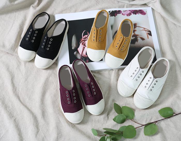 29482 - 2type Banding Bensy Shoes