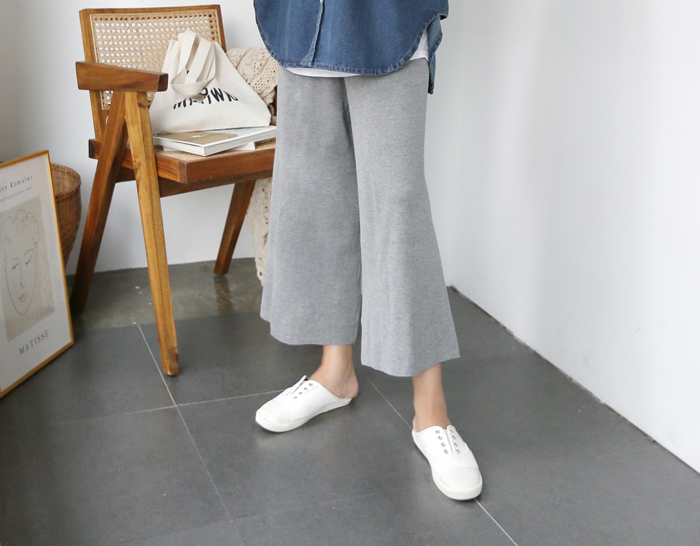 29483 - Knit trousers (3color)