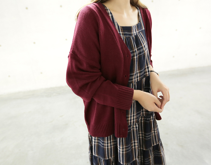 29490 - All Day Cardigan (8color)