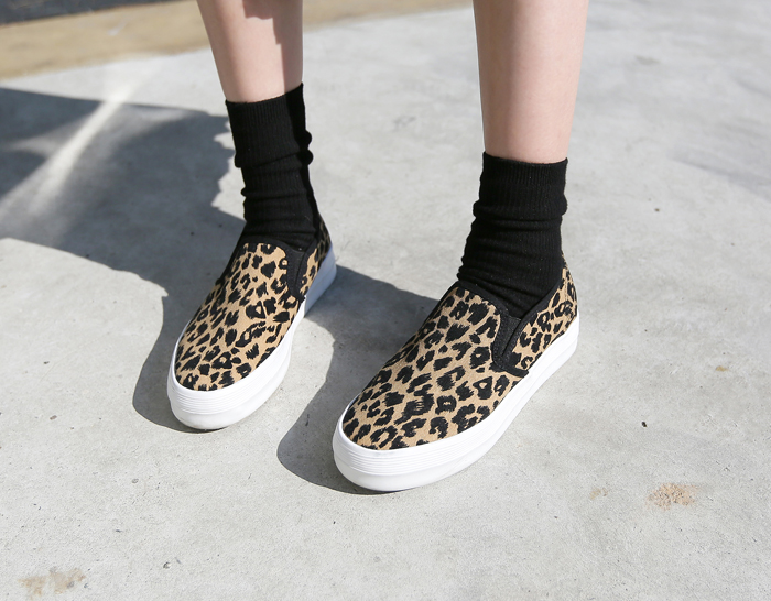 29609 - [Height increase] Hopi Slip-on Shoes