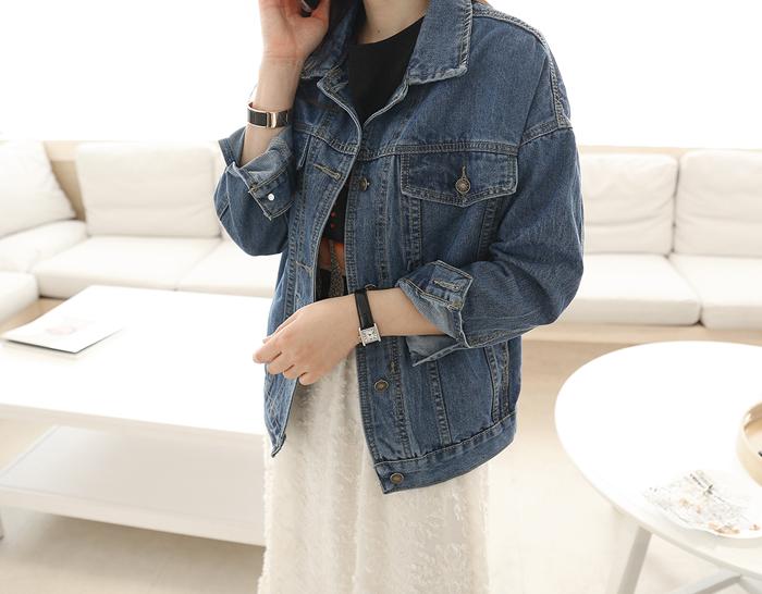 30094 - More denim jacket