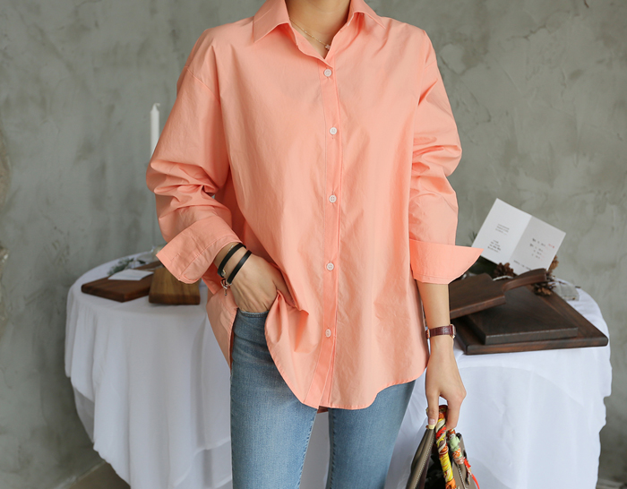30224 - Fenton Cotton Shirt (4color)