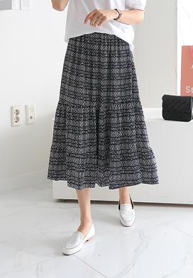 30237 - Bella Knit Skirt