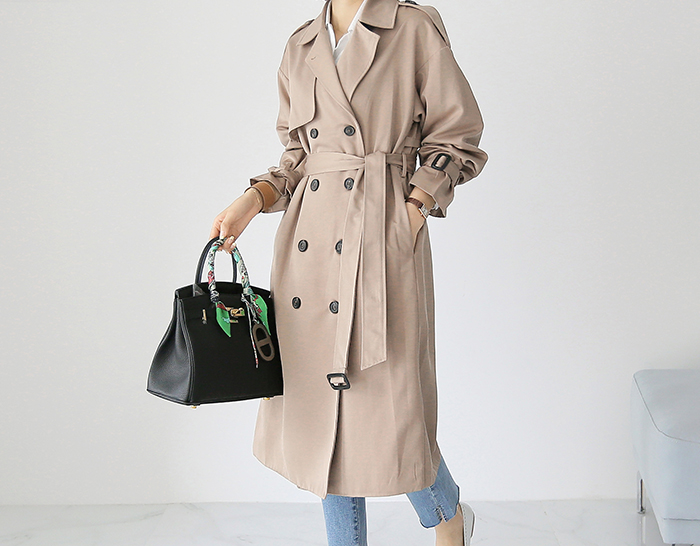 30243 - Vince Trench Coat