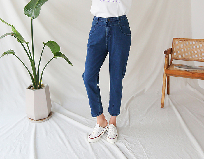 30296 - [SS.made] Mochi jellyfish hip-hop Baggy jeans