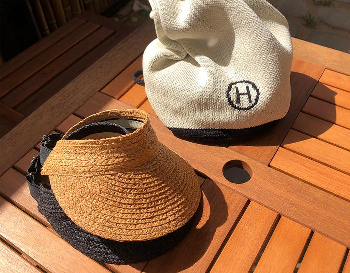 30592 - Raffia Banding Sun Cap (4color)