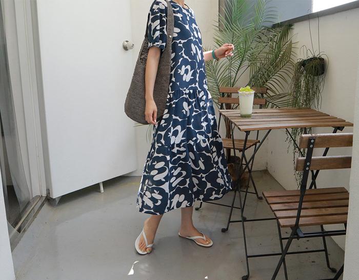 30621 - Franc dress (3color)