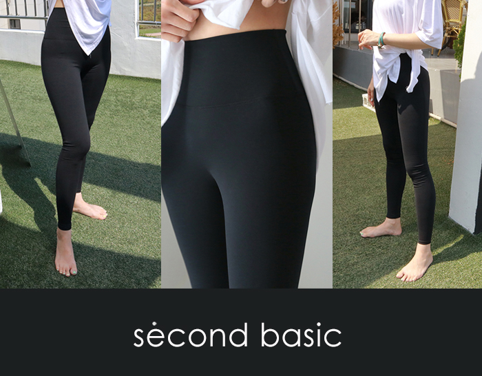 30641 - [SECOND BASIC] Nosiri 9 leggings