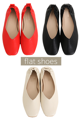 30827 - Lily Flat Shoes (4color)