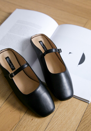 31188 - Strap Loafers shoes (4color)