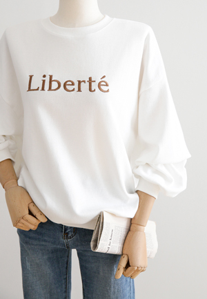 31217 - Liberte printing Man to man (4color)