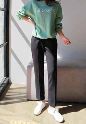 31132 - chic Banding Slacks (3color)