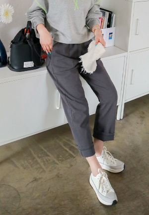 31268 - Big Pocket Dango pants (4color)